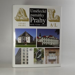 náhled knihy - Umělecké památky Prahy. Velká Praha A/L