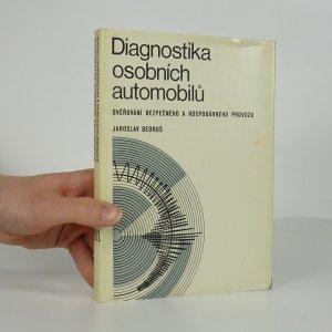 náhled knihy - Diagnostika osobních automobilů