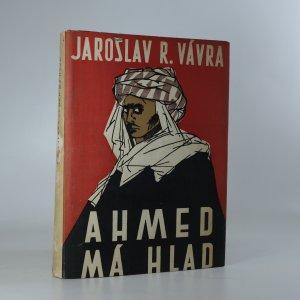 náhled knihy - Ahmed má hlad