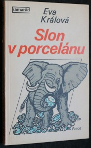 náhled knihy - Slon v porcelánu