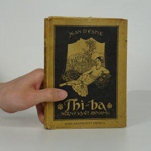 náhled knihy - Thi-Ba, něžný květ Annamu