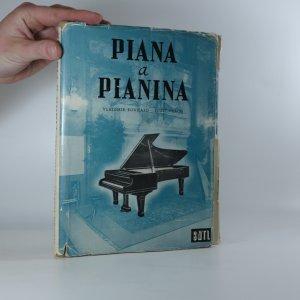 náhled knihy - Piana a pianina