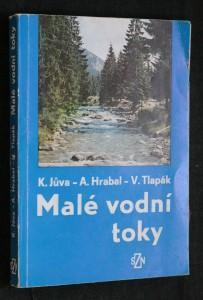náhled knihy - Malé vodní toky