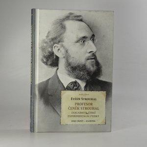 náhled knihy - Profesor Čeněk Strouhal (asi podpis autora)