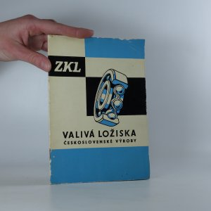 náhled knihy - Valivá ložiska československé výroby