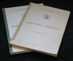 náhled knihy - Zoohygiena a prevence I.-II. : [určeno pro posl. agronomické fakulty VŠZ v Brně]