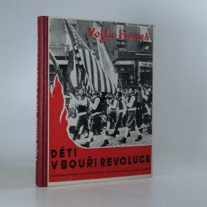 náhled knihy - Děti v bouři revoluce