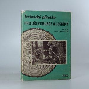 náhled knihy - Technická příručka pro dřevorubce i lesníky