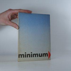 náhled knihy - Minimum : učební text k přípravě na instruktorskou zkoušku a minimum pionýrského vedoucího
