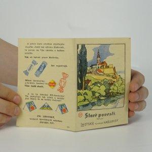 náhled knihy - Staré povesti (č. 37)