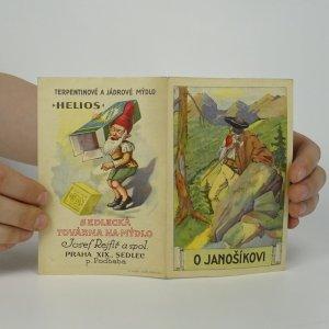náhled knihy - O Janošíkovi