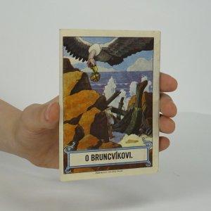 náhled knihy - O Bruncvíkovi