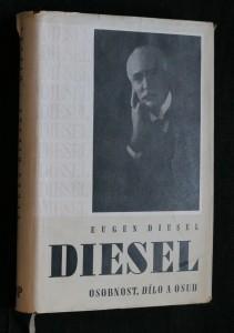 náhled knihy - Diesel : Osobnost, dílo a osud