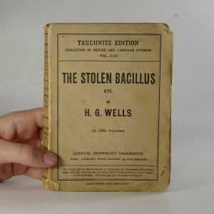 náhled knihy - The stolen bacillus and other incidents