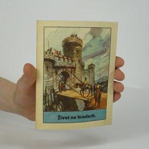 náhled knihy - Život na hradech