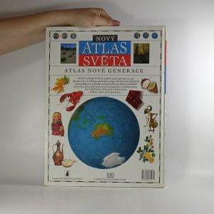 antikvární kniha Nový atlas světa, 1995