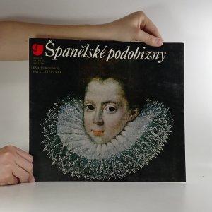 náhled knihy - Španělské podobizny