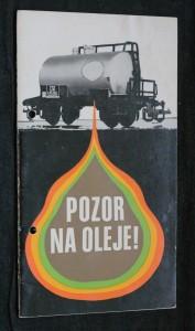 náhled knihy - Pozor na oleje
