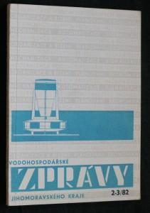 náhled knihy - Vodohospodářské zprávy Jihomoravského kraje