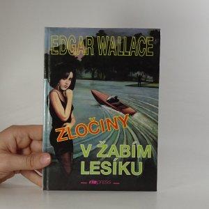 náhled knihy - Zločiny v Žabím lesíku