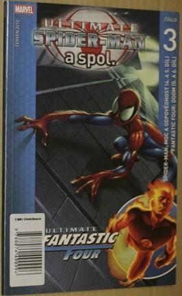 náhled knihy - Ultimate Spider-Man a spol č.3