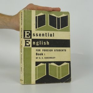 náhled knihy - Essential English. Book 1