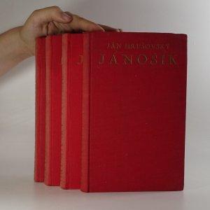 náhled knihy - Jánošík. 1.-4. díl. (4 díly ve 4 svazcích).