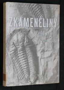 náhled knihy - Zkameněliny českých pramoří, jejich sběr a určování