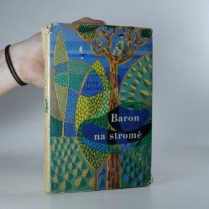 náhled knihy - Baron na stromě