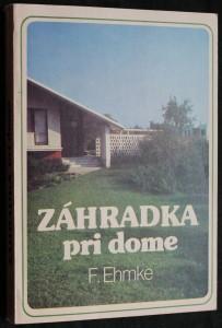 náhled knihy - Záhradka pri dome