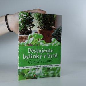 náhled knihy - Pěstujeme bylinky v bytě. Čerstvé i v zimě