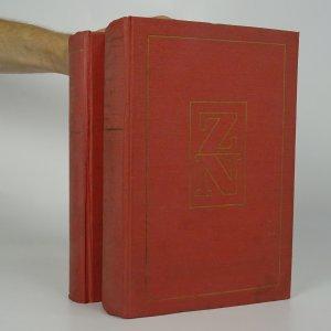 náhled knihy - Dějiny opery Národního divadla (díl I. a II. ve dvou svazcích)