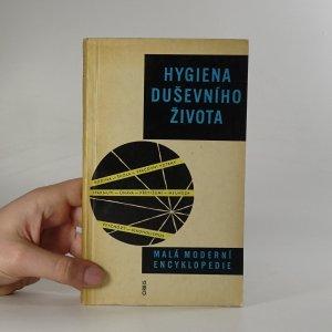 náhled knihy - Hygiena duševního života