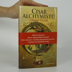 náhled knihy - Císař alchymistů