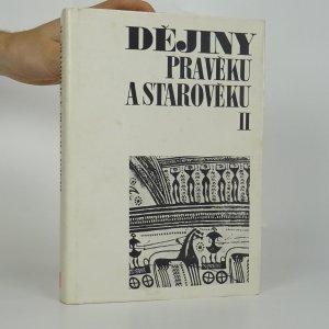 náhled knihy - Dějiny pravěku a starověku II