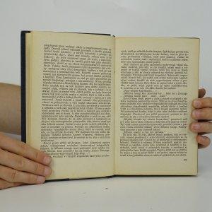 antikvární kniha Dřevěný král. (Mfumu nsargi), 1943