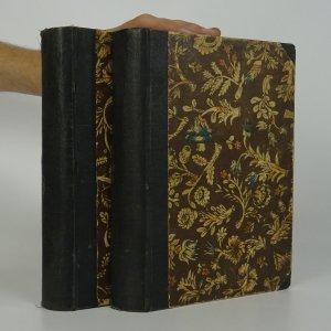 náhled knihy - Pomsta cikánova (I. a II. díl ve dvou svazcích)