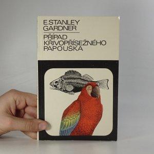 náhled knihy - Případ křivopřísežného papouška
