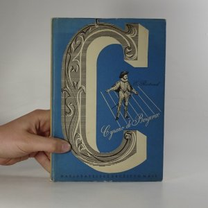 náhled knihy - Cyrano z Bergeracu