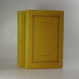 náhled knihy - Loutka. 1.-2. díl. (2 díly ve 2 svazcích).