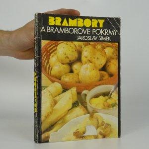 náhled knihy - Brambory a bramborové pokrmy