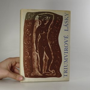 náhled knihy - Triumvirové lásky