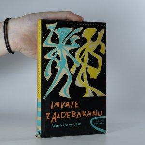 náhled knihy - Invaze z Aldebaranu