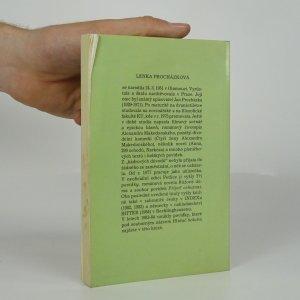 antikvární kniha Hlídač holubů, 1987