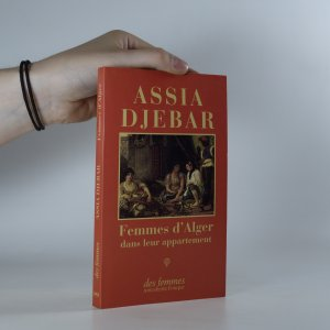 náhled knihy - Femmes d'Alger dans leur appartement