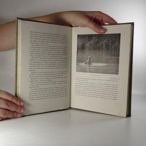 antikvární kniha Stepí a pralesem, 1946