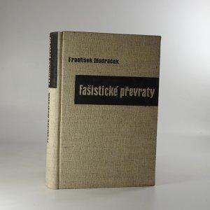 náhled knihy - Fašistické převraty. Krise poválečných demokracií