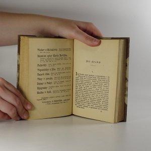 antikvární kniha Rozkvět. Román o 6 dílech. (2 svazky - díl VI. chybí), 1898