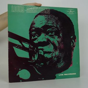 náhled knihy - Louis Armstrong: Live Recording