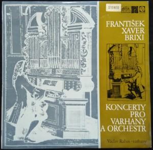 náhled knihy - Koncerty pro varhany a orchestr